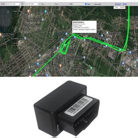LOKALIZATOR GPS OBD SERWER PL APP PODSŁUCH SIM GSM ANDROID IOS