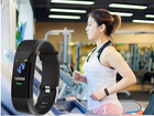 OPASKA sportowa PULS ZEGAREK SMARTBAND pulsometr (2)
